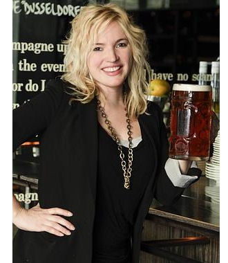 She's Crafty: Beer Sommelier Hayley Jensen Drafts Tasty ...