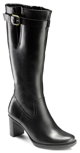 BOOTS FALLWS Saunter 65 Tall Boot_Black