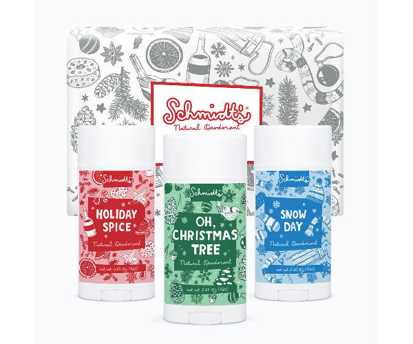 Holiday Deodorants