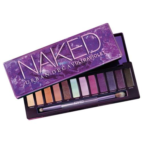 Aries naked palette