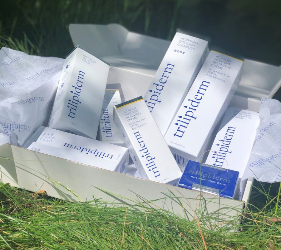 Trilipiderm skin care
