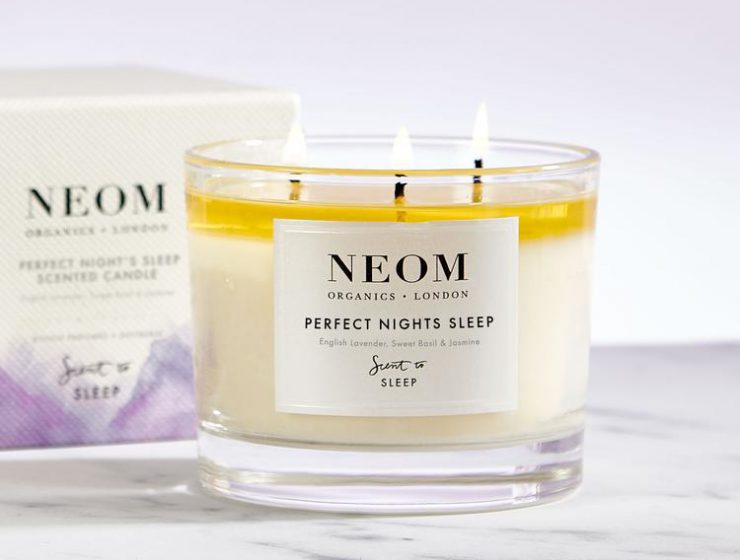 NEOM Perfect Night Sleep candle