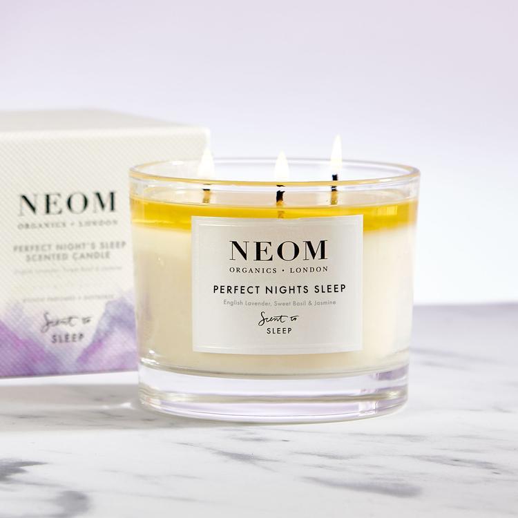 NEOM Perfect Night Sleep candle